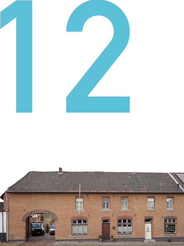 12 groot haasdal 12 schimmert Hazeler Paorte