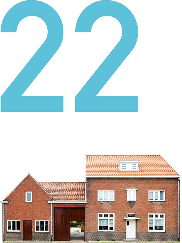 22 groot haasdal 22 Schimmert