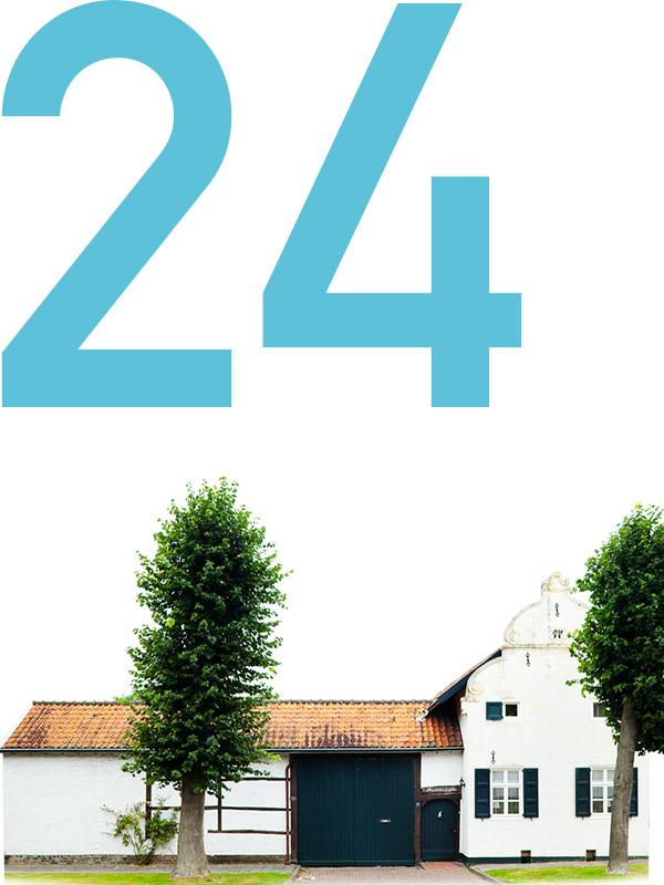 24 groot haasdal 24 Schimmert Hazeler Paorte