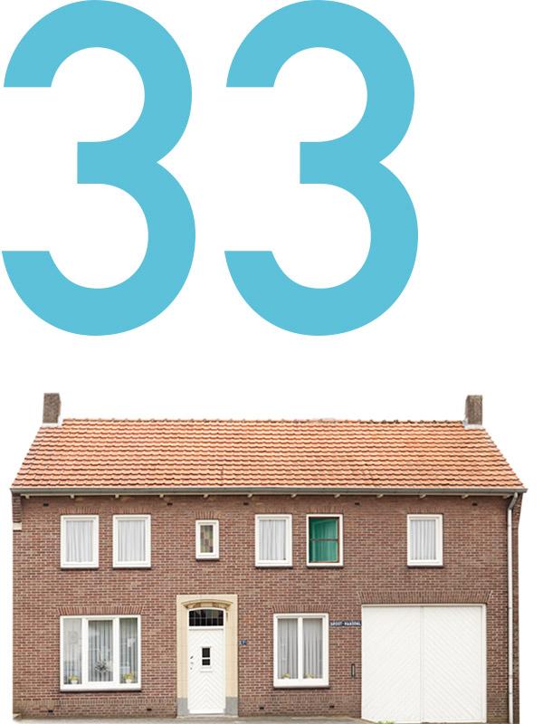 33 groot haasdal 33 Schimmert