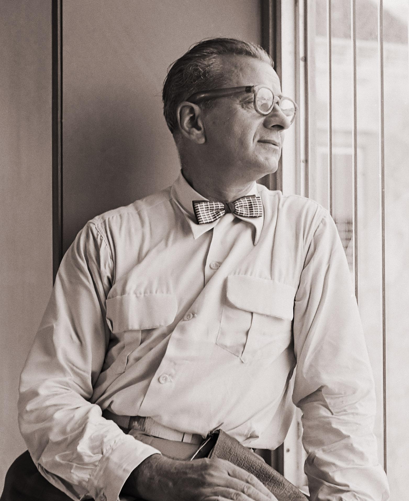 Hazeler Paorte lezing Charles Eyck 20 mei 1953
