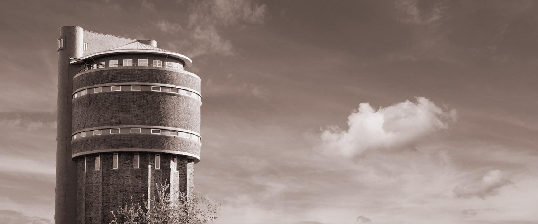 Reus van Schimmert Watertoren Haasdal SPUISERS fotografie