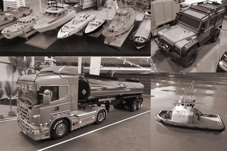 Model auto vrachtauto boten hazeler Paorte fiees Schimmert
